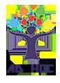 Ad Hoc formazione Logo